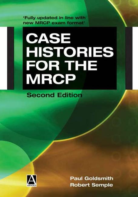 Case Histories for the MRCP book cover