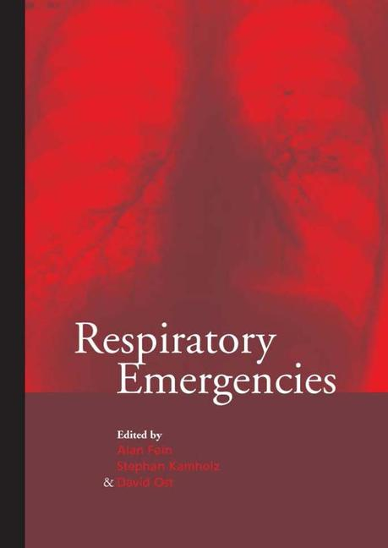 Respiratory Emergencies book cover