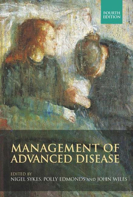 Management of Advanced Disease, Fourth edition book cover