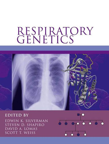 Respiratory Genetics book cover