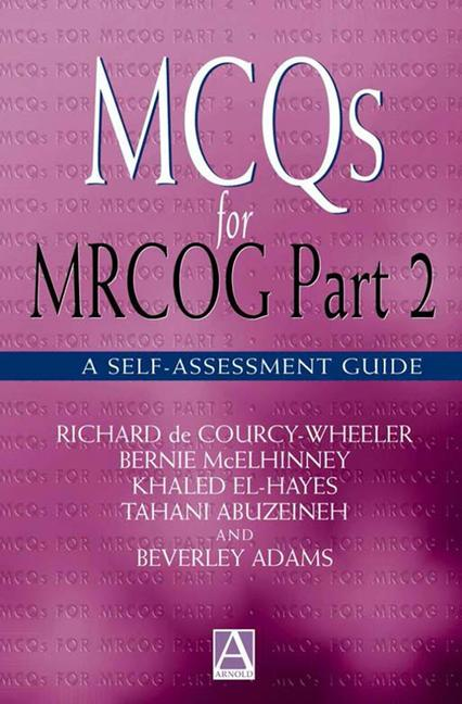 MCQs for MRCOG Part 2 book cover