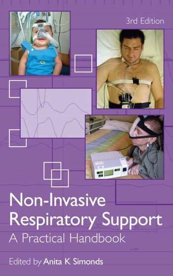Non-Invasive Respiratory Support, Third edition A Practical Handbook book cover