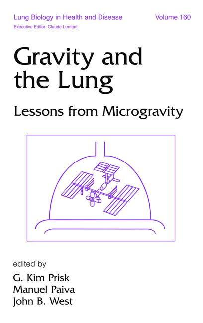 Gravity and the Lung Lessons from Microgravity book cover
