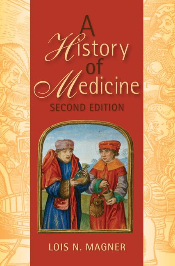 A History of Medicine book cover