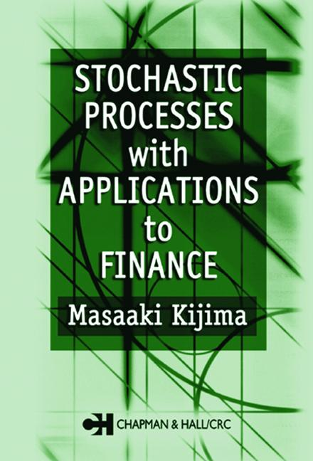 Stochastic Processes with Applications to Finance book cover