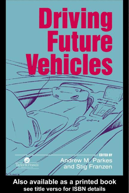 Driving Future Vehicles book cover