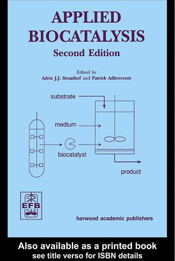 Biocatalysis: Fundamentals and Applications