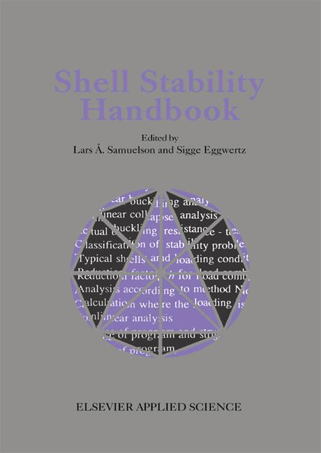 Shell Stability Handbook book cover