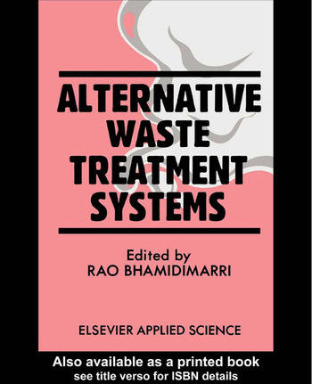Alternative Waste Treatment Systems book cover