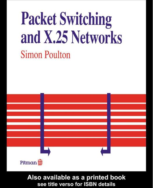 Packet Switching And X.25 Networks book cover