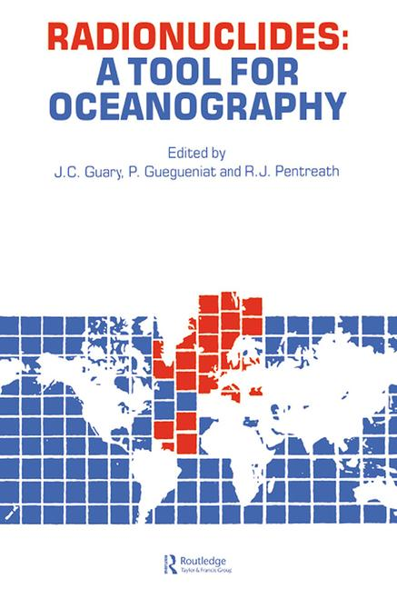 Radionuclides: A Tool for Oceanography book cover