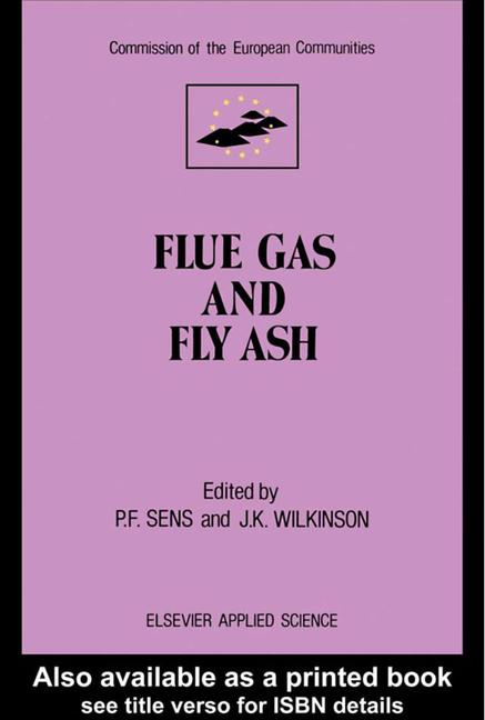 Flue Gas and Fly Ash book cover