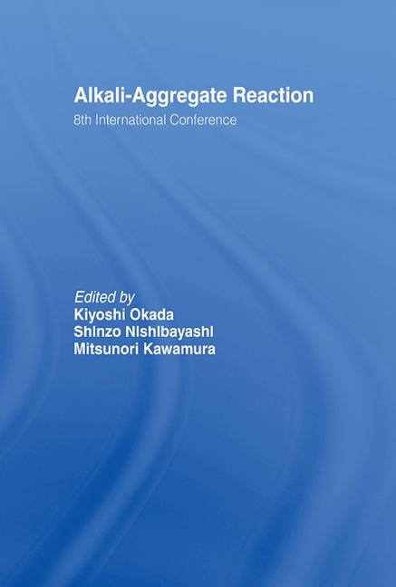 Alkali-Aggregate Reaction 8th International Conference book cover
