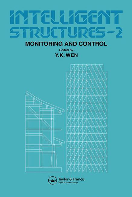 Intelligent Structures - 2 Monitoring and control book cover