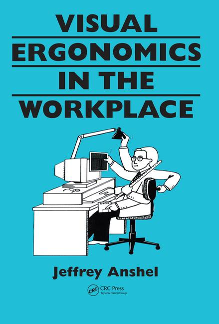Visual ergonomics in the workplace book cover