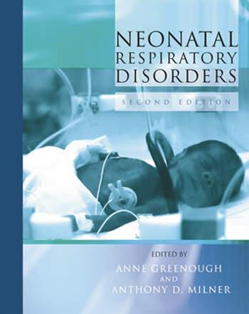 Neonatal Respiratory Disorders, 2Ed book cover
