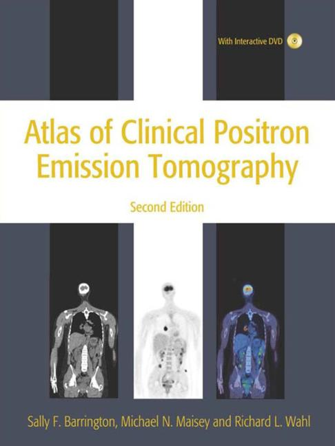 Atlas of Clinical Positron Emission Tomography book cover