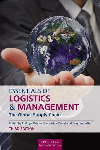 Essentials of Logistics and Management book cover