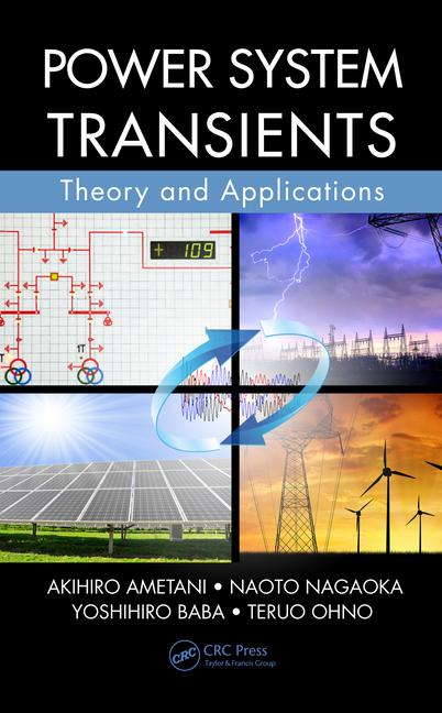 Power System Transients Theory and Applications book cover