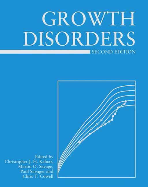 Growth Disorders 2E book cover