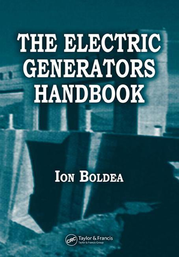 The Electric Generators Handbook - 2 Volume Set book cover