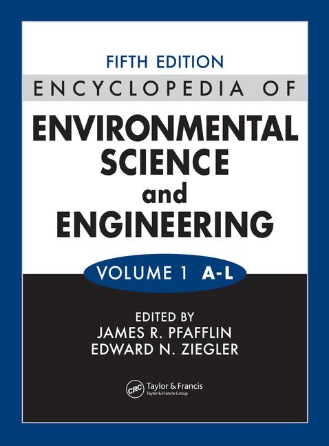 Encyclopedia of Environmental Science and Engineering, Volumes One and Two book cover