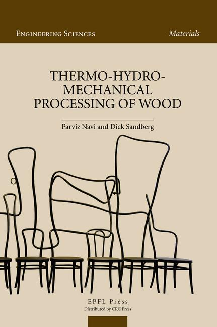 Thermo-Hydro-Mechanical Wood Processing book cover