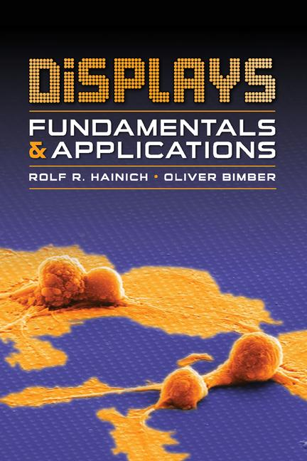 Displays Fundamentals and Applications book cover