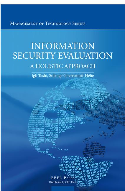 Information Security Evaluation A Holistic Approach from a Business Perspective book cover