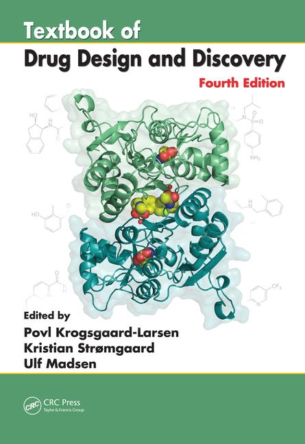 Textbook of Drug Design and Discovery book cover