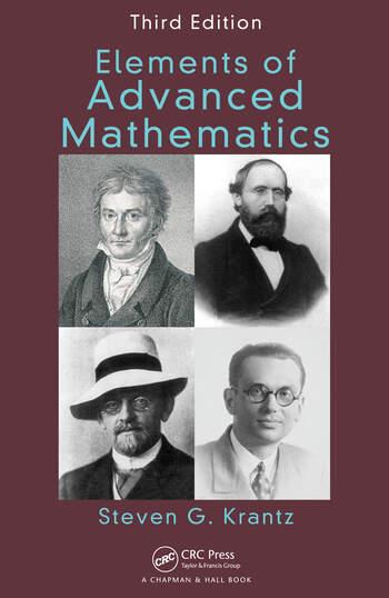 Elements of Advanced Mathematics book cover