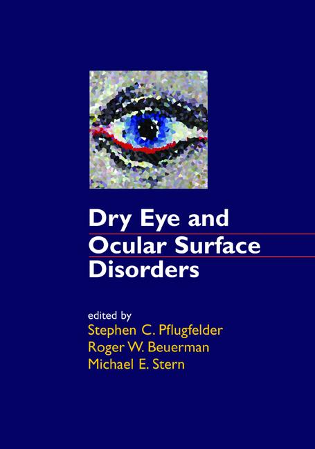 Dry Eye and Ocular Surface Disorders book cover