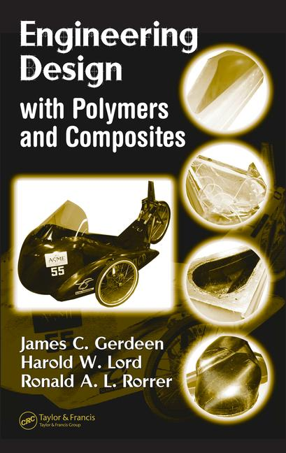 Engineering Design with Polymers and Composites book cover
