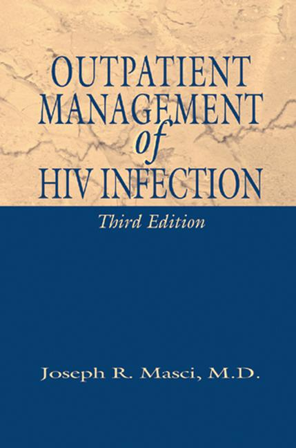 Outpatient Management of HIV Infection book cover