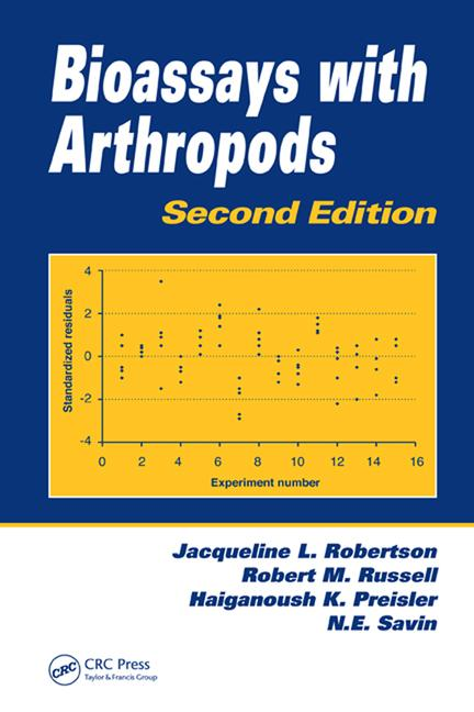 Bioassays with Arthropods book cover