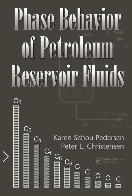 Phase Behavior of Petroleum Reservoir Fluids book cover