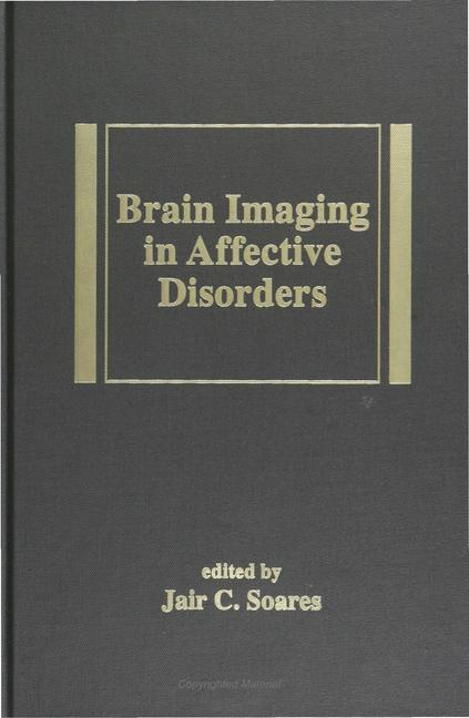 Brain Imaging in Affective Disorders book cover