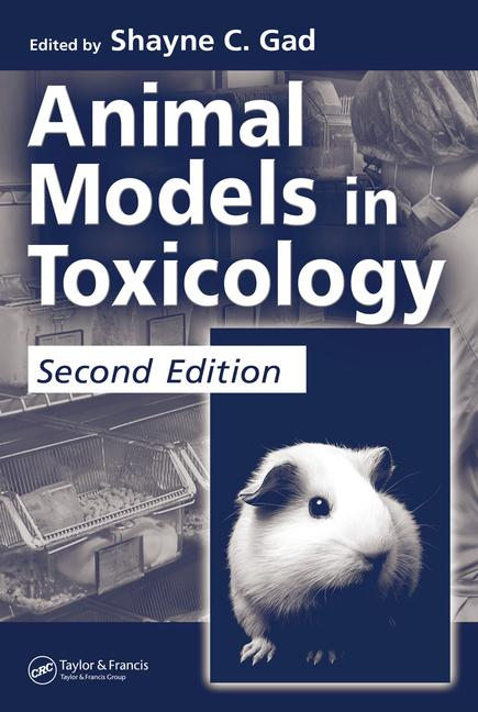 Animal Models in Toxicology book cover