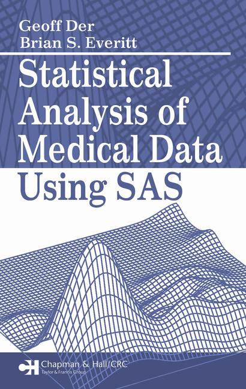 Statistical Analysis of Medical Data Using SAS book cover