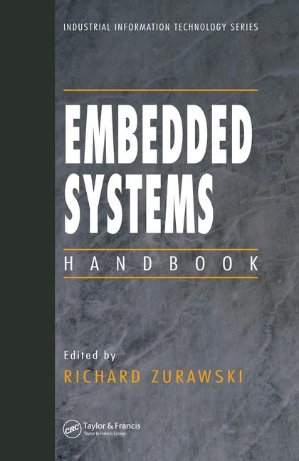 Embedded Systems Handbook book cover