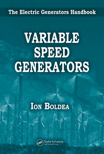 Variable Speed Generators book cover