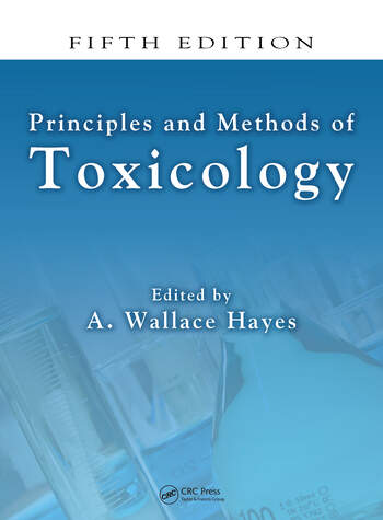 Principles and Methods of Toxicology book cover