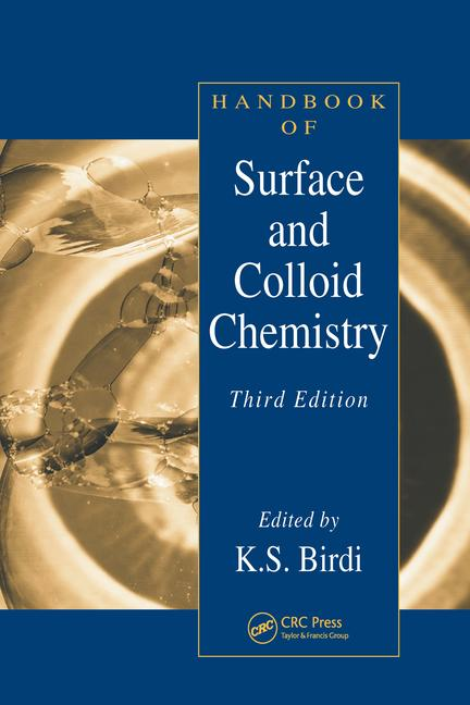 Handbook of Surface and Colloid Chemistry book cover