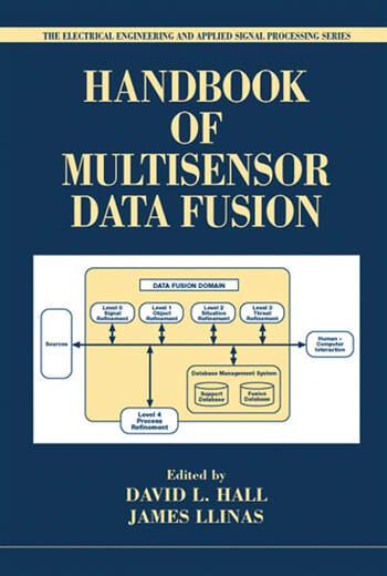 Multisensor Data Fusion book cover