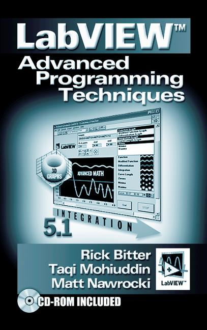 LabVIEW Advanced Programming Techniques book cover