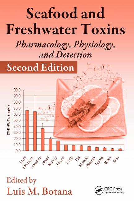 Seafood and Freshwater Toxins Pharmacology, Physiology, and Detection, Second Edition book cover