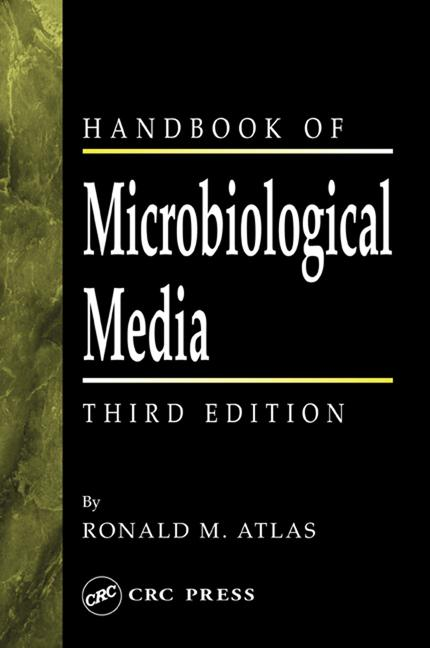 Handbook of Microbiological Media book cover