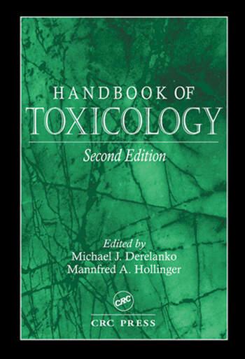 Handbook of Toxicology book cover