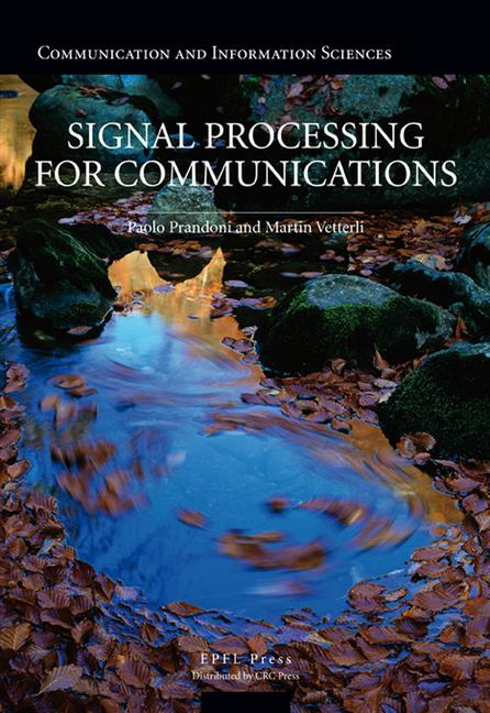 Signal Processing for Communications book cover