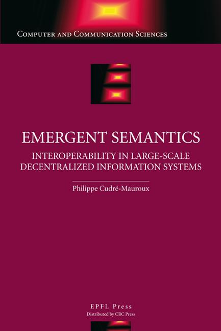 Emergent Semantics book cover